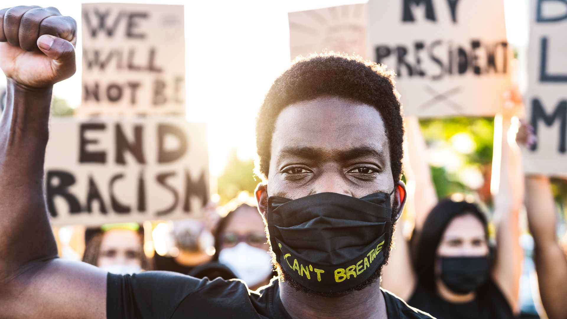 Black Lives Matter to Create the World We Want - Equal