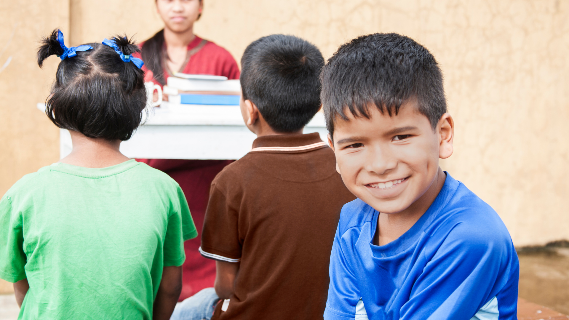 ARTICLE Innovative educational project which ensures children in India have access to a quality education